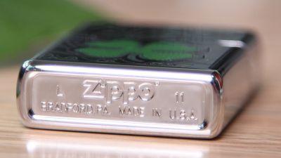 Как отличить оригинал Zippo от подделки?