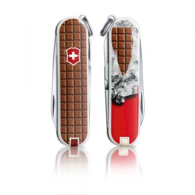 "Нож-брелок Victorinox ""The Chocolate"""