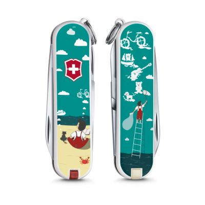 "Нож-брелок Victorinox ""Dream Big"""