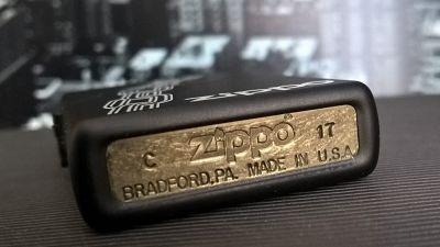 О чем говорит информация на штампе Zippo?
