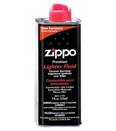 Бензин Zippo 125ml
