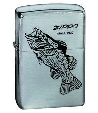 Zippo 200 Black Bass