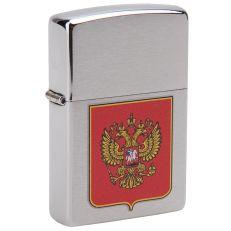 Zippo 200 Герб России