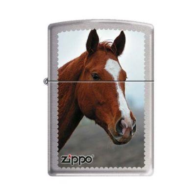 Zippo 200 Рыжая лошадь