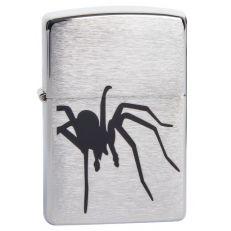 Zippo 200 Spider Black