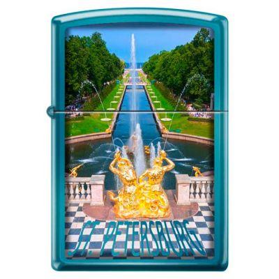 Zippo 20446 Петергофский фонтан