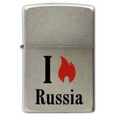 Zippo 205 Flame Russia