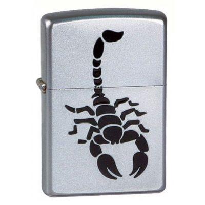 Zippo 205 Tattoo Scorpion