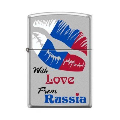 Zippo 205 Из России с любовью
