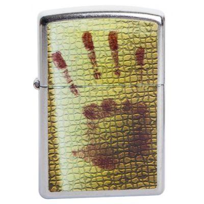 Zippo 207 Hand Print