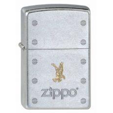 Zippo 207 Rivets&Eagle