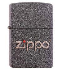 Zippo 211 Snakeskin Zippo Logo