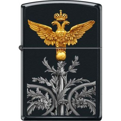 Zippo 218 Russian Coat Of Arms