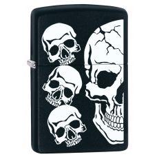 Zippo 218 Skull
