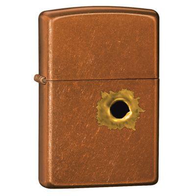 Zippo 24717 Bullet Hole