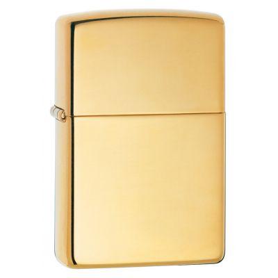 Zippo 254b High Polish Brass