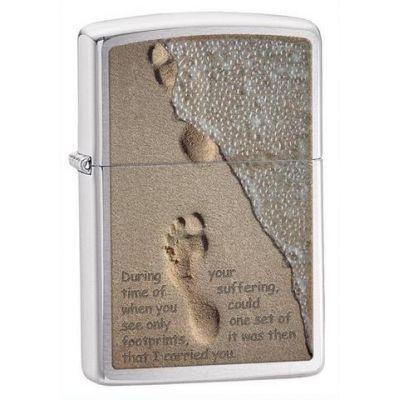 Zippo 28180 Footprint in Sand