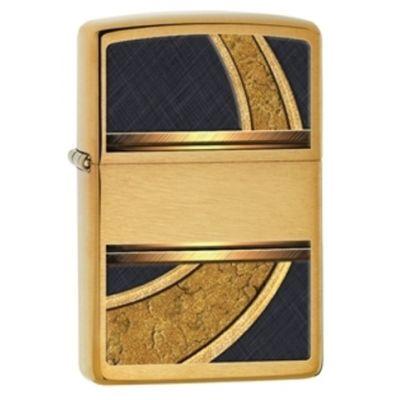 Zippo 28673 Gold & Black