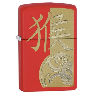 Zippo 28955 Year Of The Monkey